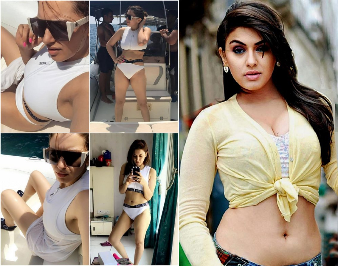 Amy Jackson Private Photos Leaked i don't care if my private pics get leaked: hansika